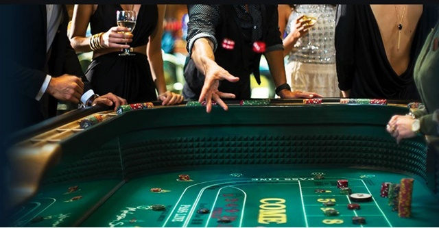 Four Causes It's Good To Cease Stressing About Casino