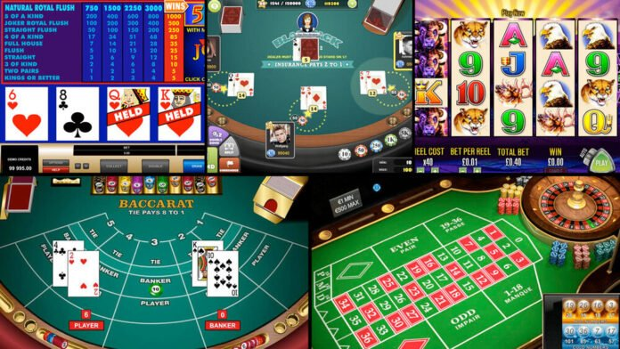 Proof That Online Casino Really Works
